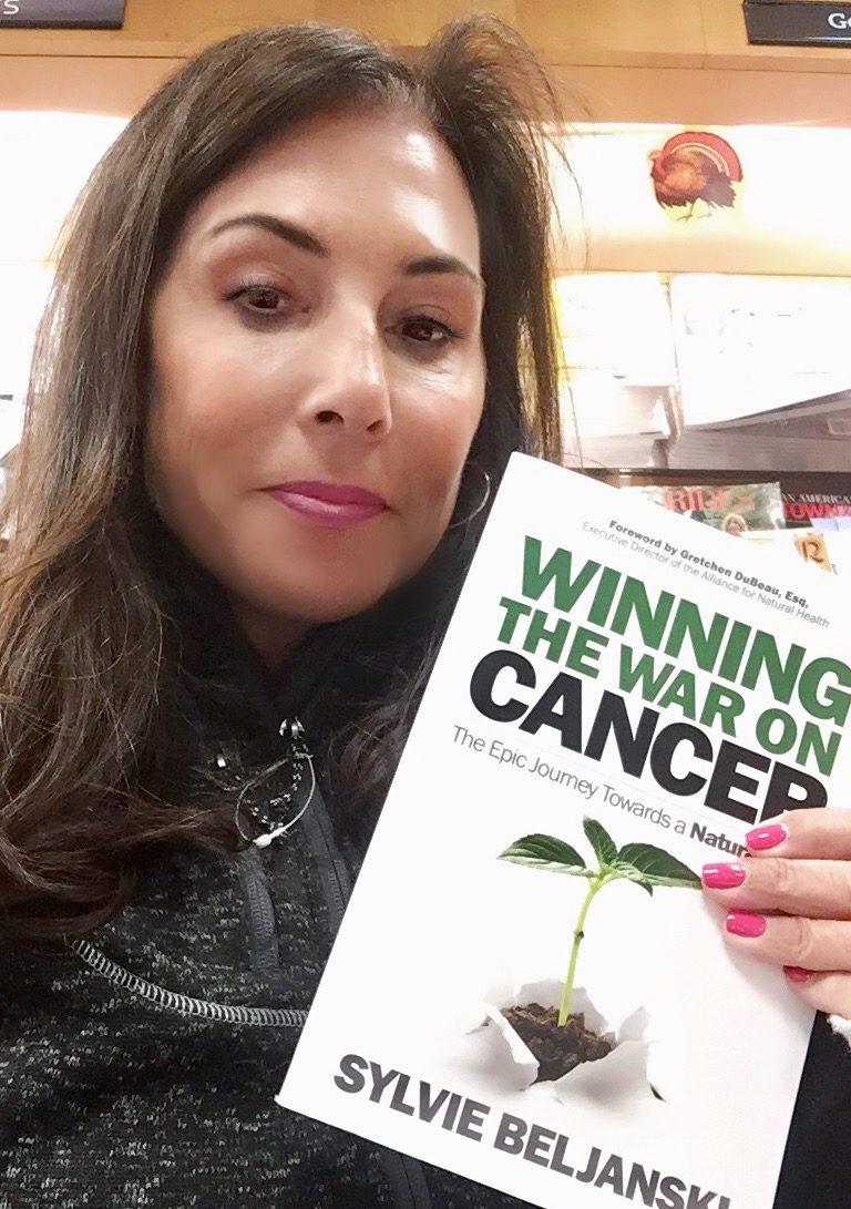 Winning The War on Cancer, Hudson News